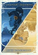 """Desdemona Juliet"" Poster Design"