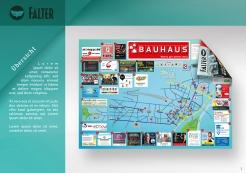 Promotional Layout Design 'Falter'