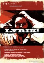 """""""Lyrik!"""" Promotional Poster"""