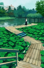 Waterlilly Walkway